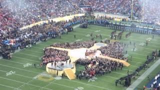 Pepsi Super Bowl 50 Halftime Show - POV