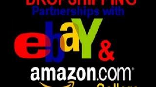 Работа в интернете! Dropshipping. Kак начать бизнес с нуля. Продажи на Ebay & Amazon Без вложений