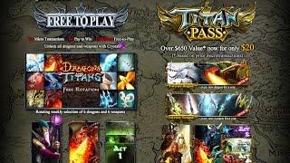 Dragons and Titans Titan Pass 5
