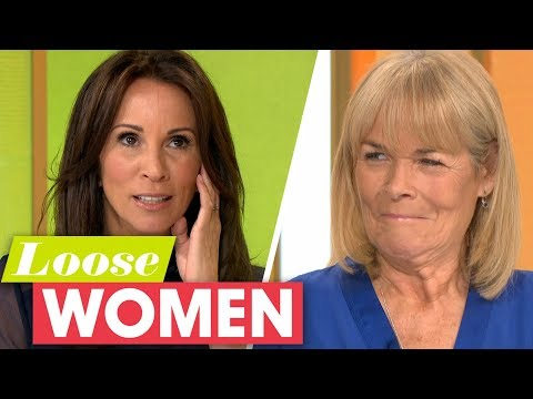Royal Breaking News Interrupts Andrea Sharing Her Emergency Caesarean Experiences | Loose Women