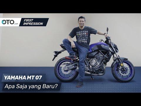 Yamaha MT-07 | First Impression | Apa Saja yang Baru? | OTO.com