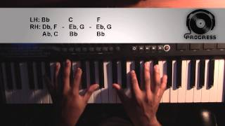 Piano Lesson   Drake   Heat of the Moment