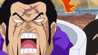 One Piece  Sengoku & Fujitora Funny Moment