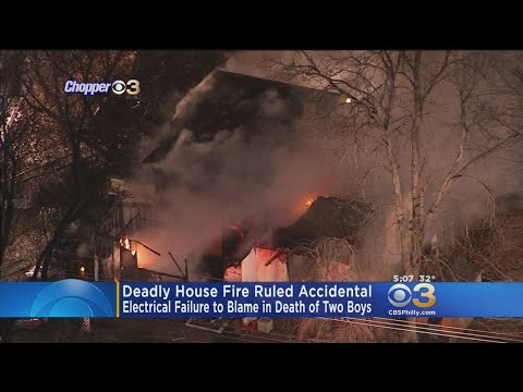Deadly House Fire Ruled Accidental