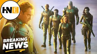 Captain Marvel: First Look at Ronan the Accuser, Mar-Vell, & Kree Military