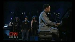 John Legend - If You´re Out There [CNN Heroes]