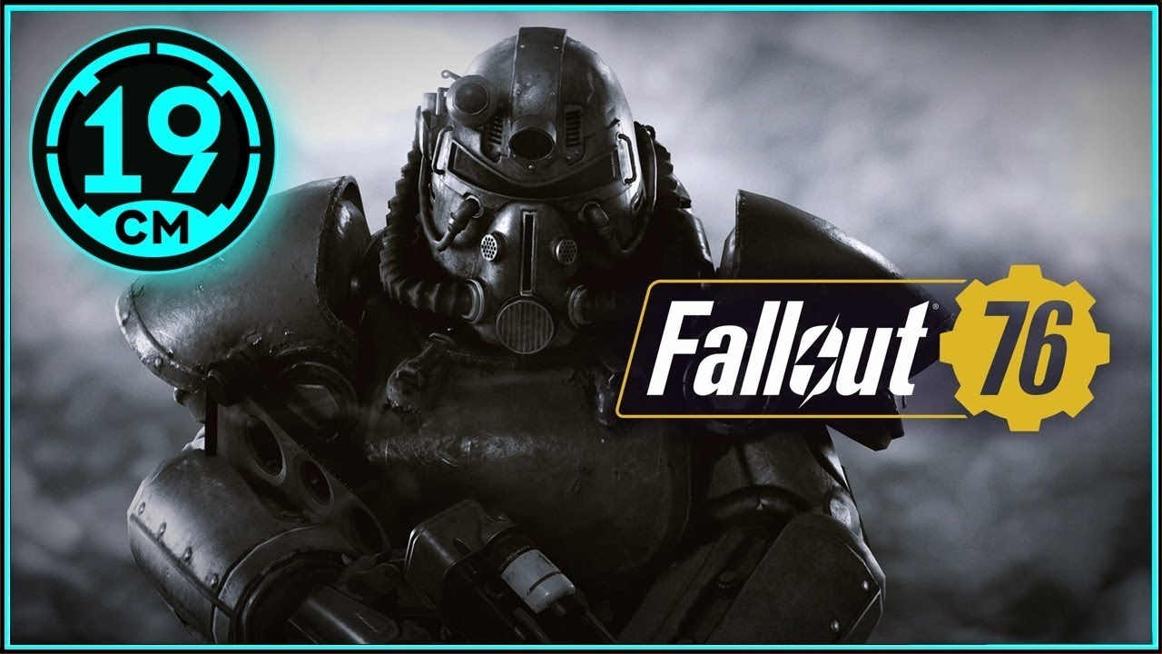 Крыса читер из радиоактивных кустов. Fallout 76 (Серия 4)
