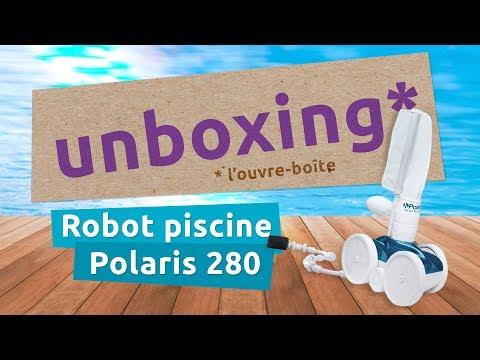 Unboxing du Polaris 280