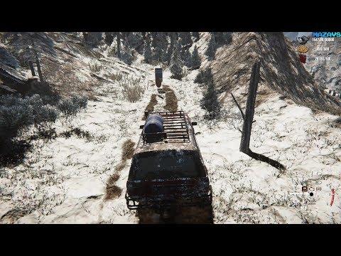 Gameplay de Ultra Off-Road Simulator 2019: Alaska