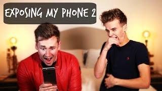 EXPOSING MY OLD PHONE 2