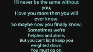 The Hero Dies In This one Lyrics