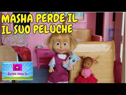 Le avventure di Masha:(EP.28) MASHA PERDE IL SUO PELUCHE