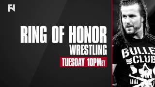 Marty Scurll vs. Frankie Kazarian on Ring of Honor  - Tune in Tues. at 10 p.m. ET