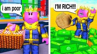 Poor To Rich Roblox Movie React Poor To Rich A Sad Bloxburg Movie By Shaneplays Roblox Minecraftvideos Tv