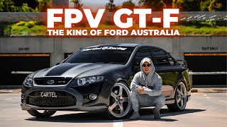 600HP FPV FALCON GT-F REVIEW - THE UNDISPUTED KING OF FORD AUSTRALIA | 4K