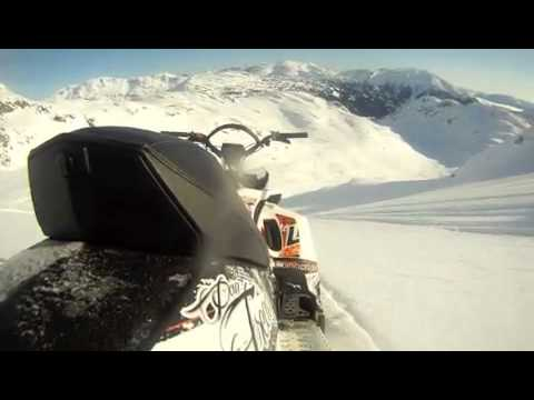 Snowmobile Ghost Ride
