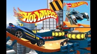 HOT WHEELS RACE OFF Nerve Hammer / D-Muscle /Growler Android iOS Gameplay Supercharged