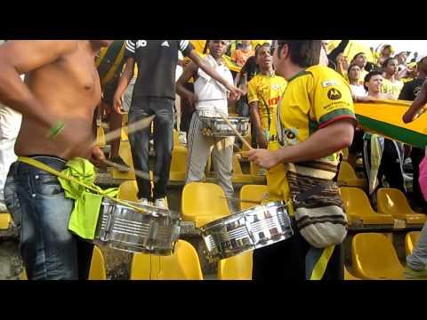 """""""Instrumental ravn"""" Barra: Rebelión Auriverde Norte • Club: Real Cartagena"""