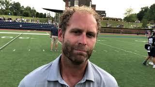 Football Recap | Landmark | Head Coach Wayne Dabbs | 09-27-19