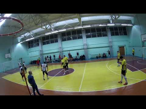 Игра за 1 место - Трактор vs Пламя. I Кубок ОВЛ - Волейбол Орел 2017/12/25