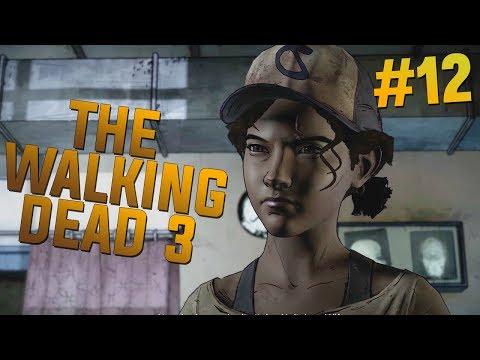 The Walking Dead 3 - |#12| - Plány v pohybu! | Český Let's Play | Český překlad (částečný)