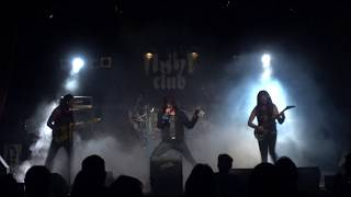 Judas Priest - Electric Eye and Anthrax - Antisocial Cover by Fight Club (80's Metal Tribute Band)