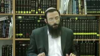 50 הלכות שבת או''ח סימן שח סע' לט-מו הרב אריאל אלקובי שליט''א