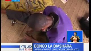 Tunamuangazia sonara  kisiwani Mukwiro kaunti ya Kwale atengezaye mikufu