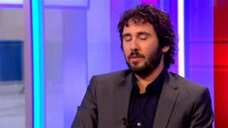 Josh Groban What I Did For Love The One Show 2015