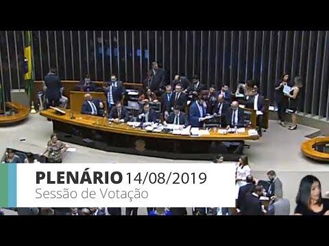 Plenário - Sessão de votação - 14/08/2019 - 18:57