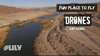 Where to FLY your DRONES Las Vegas!!