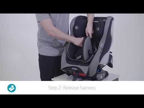 Maxi-Cosi Moda Car Seat Video - Remove Infant Insert