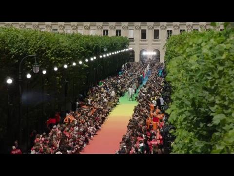 louis vuitton men s spring summer 2019 fashion show