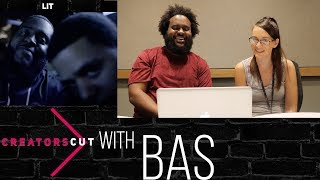 'Lit'- Story of Bas getting J. Cole on the song #CreatorsCut