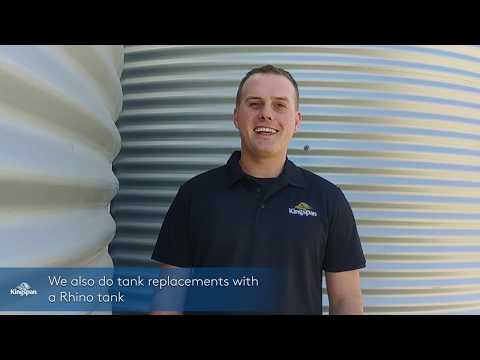 Kingspan Rural Tank Servicing - Introducing Ryan