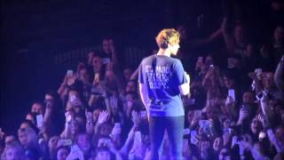 5sos (5 seconds of summer) -  Chasing Cars/Waste the Night  (Belfast)