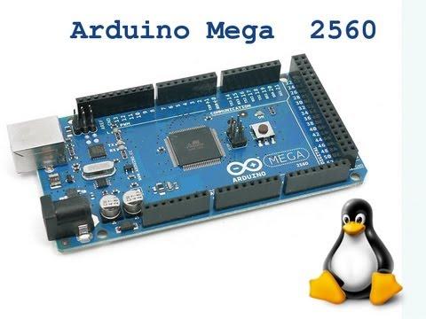 Aurdino Mega 2560