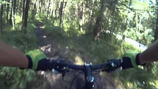 preview picture of video '1080p Stainbachtrail MTB - 14.10.2014 - SJCAM SJ4000 - Test'