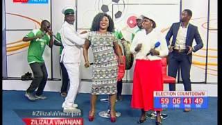 Wafuasi wa timu ya kandanda ya Gor Mahia waonyesha upendo wa klabu: Zilizala Viwanjani pt 1