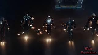Эволюция кастюмов Железного человека _ Разбор / MARK 35 - MARK 40 \ Часть: 6