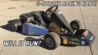 2 Stroke Racing Go Kart Find!