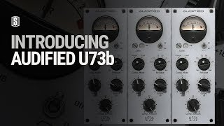 Introducing Audified U73b For Slate Digital VMR
