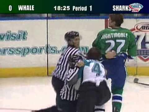 Kevin Henderson vs Jared Nightingale