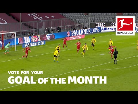 Top 10 Goals March – Vote For The Goal Of The Month