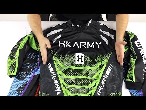HK Army Freeline Paintball Jersey - Review