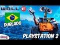 Disney Wall e Dublado No Playstation 2