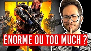 CALL OF DUTY BLACK OPS 4, ÉNORME ou TOO MUCH ??? Toutes les infos...