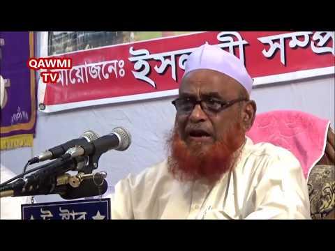 সুদ ও ঘুষের ভয়াবহ পরিণতি Bangla Waz Allama Nurul Islam Olipuri