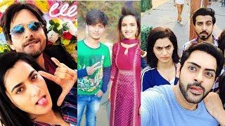 Dil Toh Happy Hai Ji Serial Actor's Offscreen Masti |Jasmin Bhasin | Ansh Bagri
