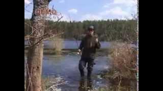 Ловля хищника весной рыбалки с братьями щербаковыми